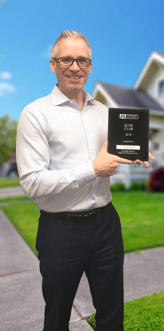 Mortgage broker elite club winner